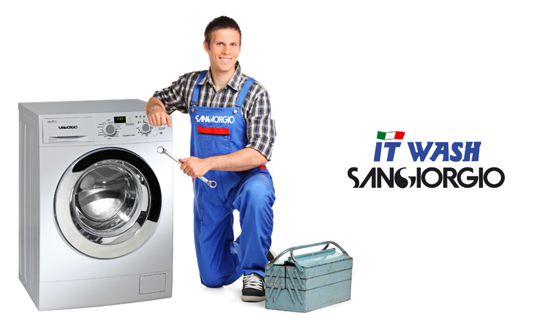 Assistenza Sangiorgio / IT-Wash - Numero verde gratuito